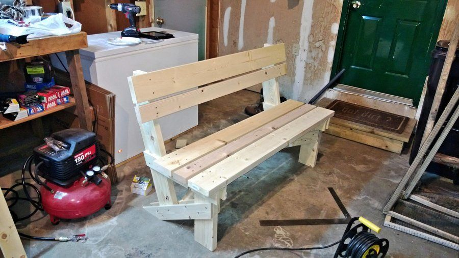 Benches For Around A Fire Pit Google Search