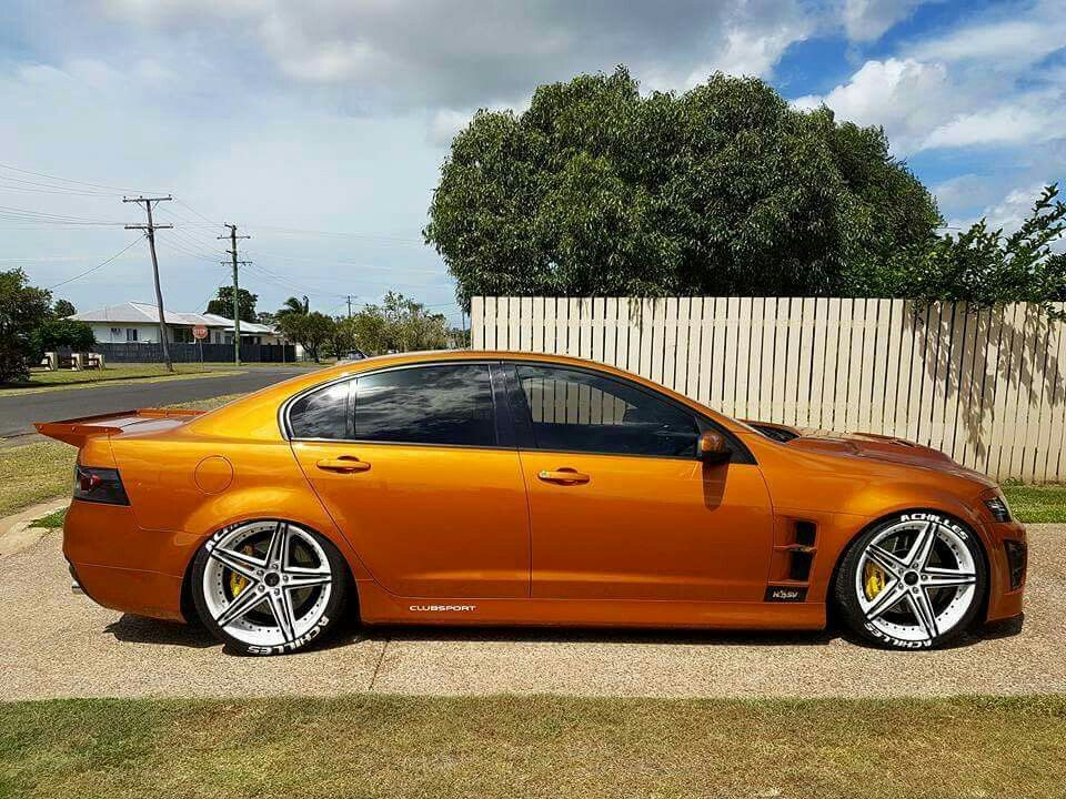Actually a Holden, but same thing, kinda.  Love it!