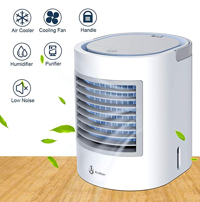 Efficient cooling: The design of the Portable Air