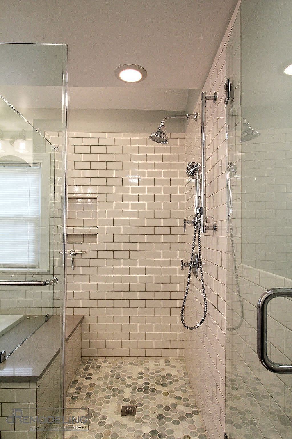 Elegant And Modern Bathroom Shower Tile Master Bath Ideas 29