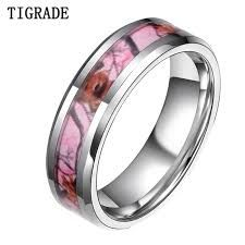 Cheap Ring Silver Buy Quality Wedding Band Directly From China Tungsten Carbide Suppliers Pink Edge Women Men Camouflage