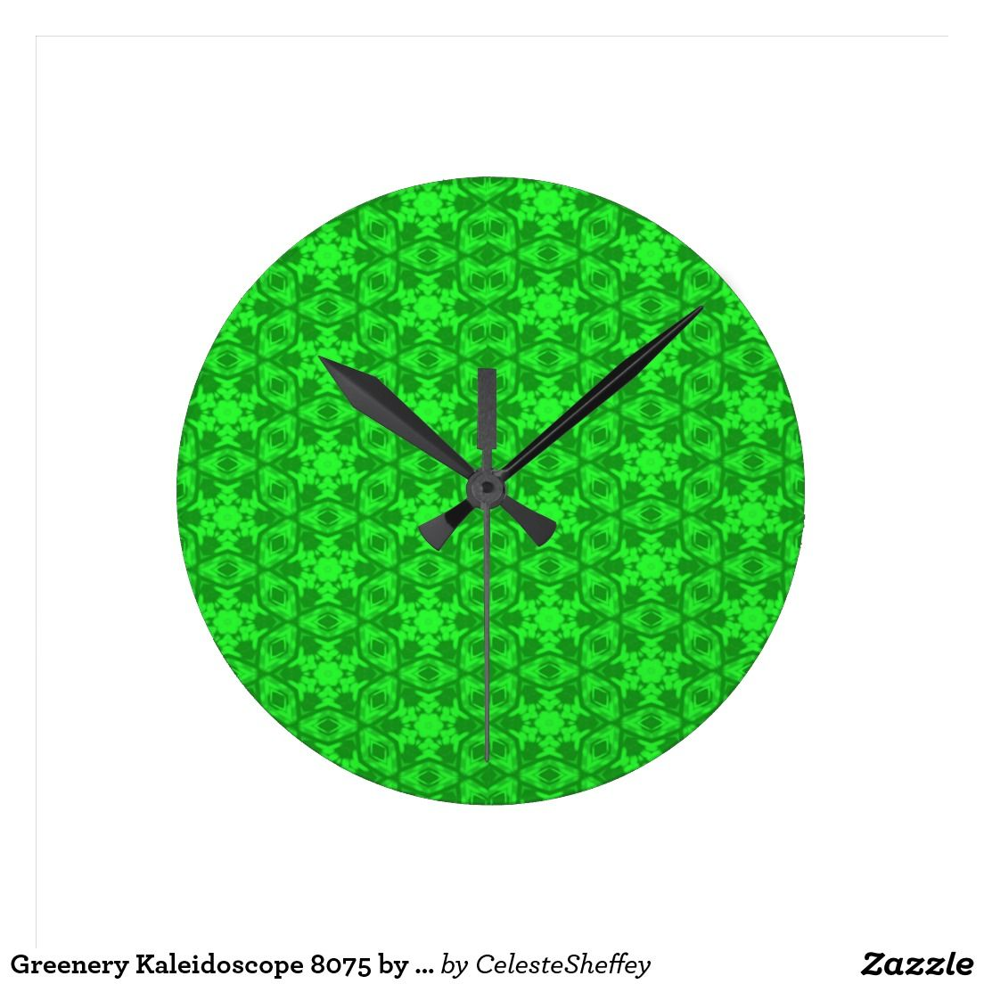 Greenery Kaleidoscope 8075 by Khoncepts
