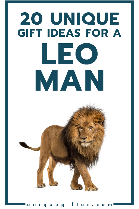 Superb Gift Ideas For A Leo Man