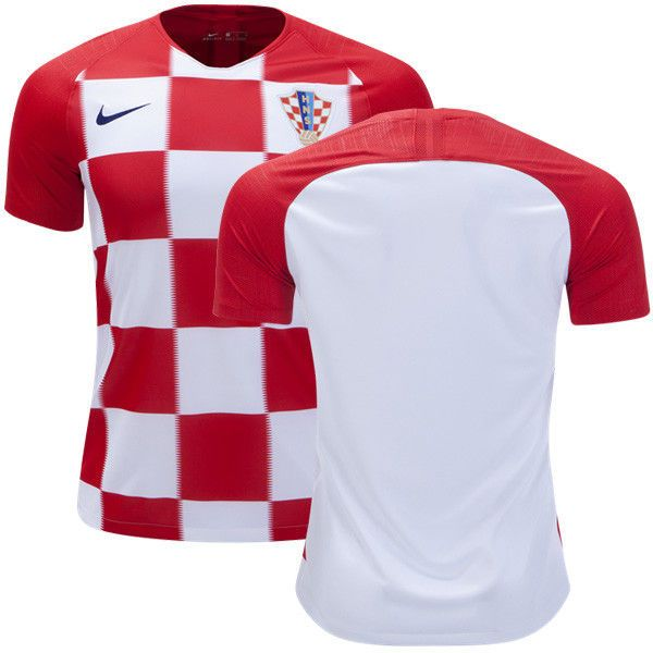 NIKE CROATIA HRVATSKA NATIONAL TEAM 2018 FIFA WORLD CUP HOME JERSEY PATCHES  Discount Price 149.99 Free c54f53404