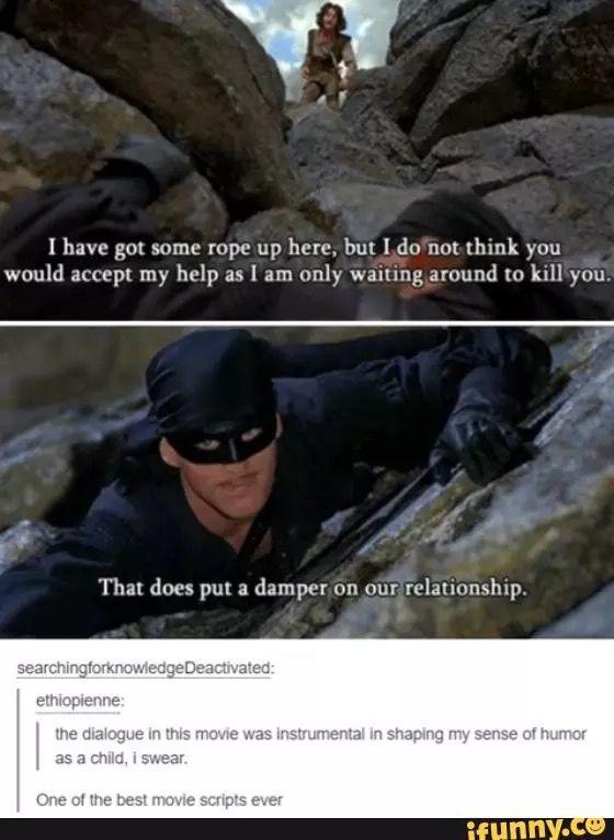 Dry humor movies