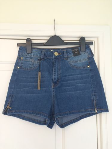 River Island Denim Blue Shorts Size 10 With Tags  https://t.co/pfD6Pypp8z https://t.co/iRMj9pg2qt