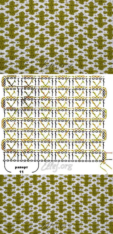 Bonito Patrón De Crochet Abeja Inspiración - Manta de Tejer Patrón ...