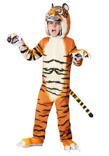 Child Realistic Tiger Costume | Tiger costume, Tiger ...Realistic Tiger Costume