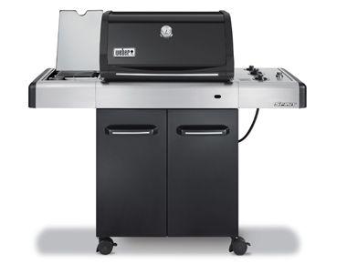 Spirit Premium Ep 320 Black Gas Grill Propane Gas Grill Natural Gas Grill