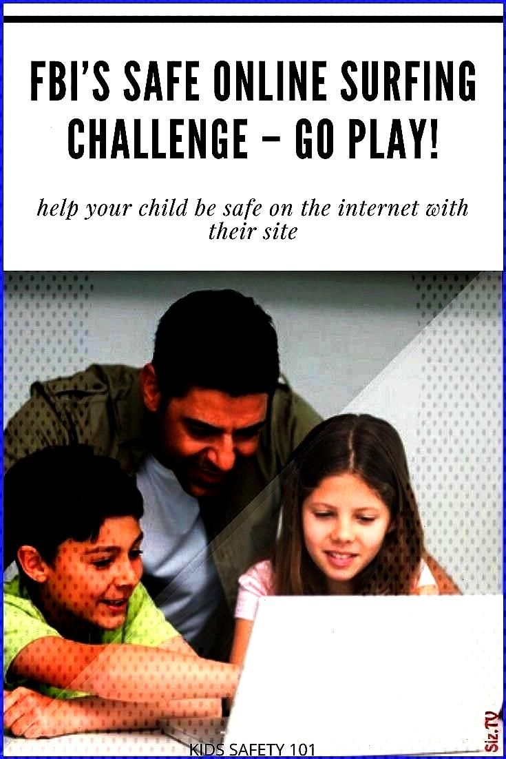 to teach your kids internet safety Internet safety tips for kids The FBI  s Safe Online Surfing SOS