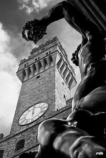 Palazzo Vecchio - Firenze - Italy