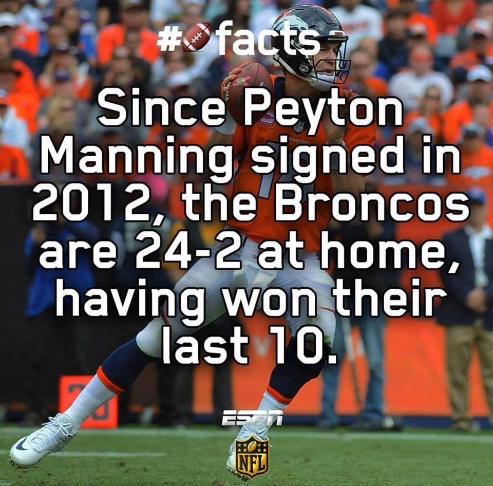 The Sheriff  Peyton Manning