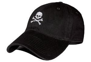 Jolly Roger Hat, Black $35.00 by One Kings Lane