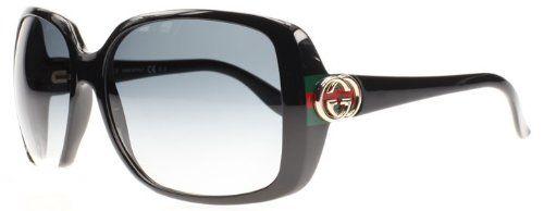 de78eec7a5d Gucci Women s 3166 S Rectangle Sunglasses