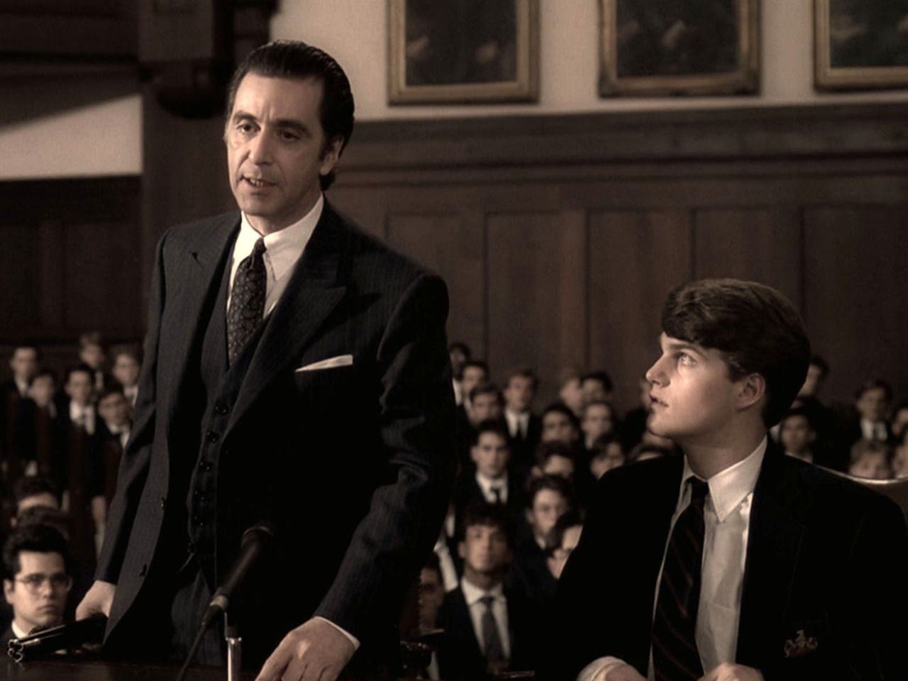 One Of The Greatest Movie Scenes Ever Al Pacino Scent Of A Woman Speech Al Pacino Movies Quotes Scene Iconic Movies