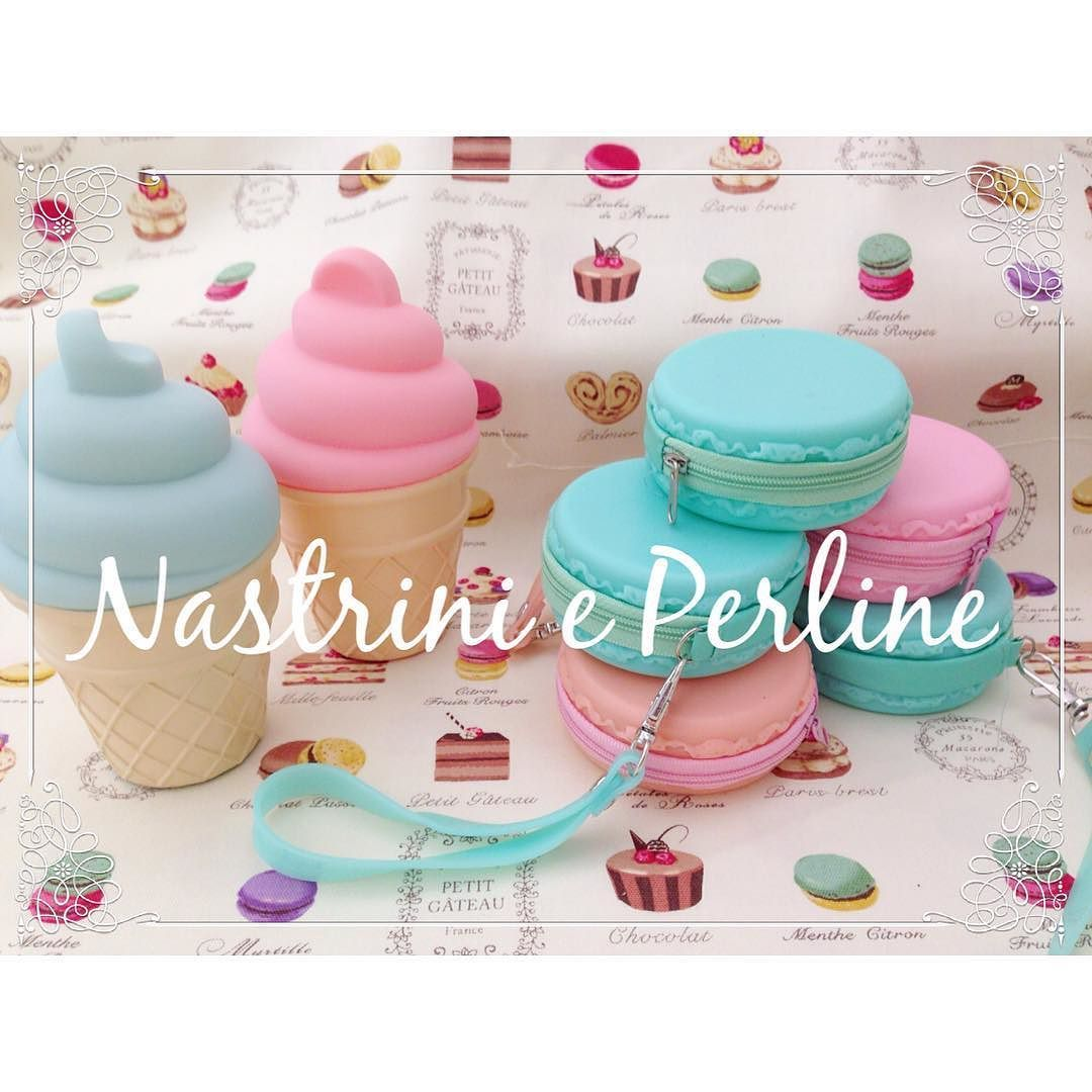 Aggiungiamo un po' di dolcezza al lunedì #nastrinieperline #nastrinieperlineshop #frascati #grottaferrata #albanolaziale #stile #shoppingonline #roma  #lunedi #monday  #cupcake #icecream #macaron #dolcetti #bakery #cake #sweet paris #solocosebelle #solocosecarine #cuteshop  #shoppingfrascati  #iloveshopping #instafashion #kawaii #lovely by nastrinieperlineshop