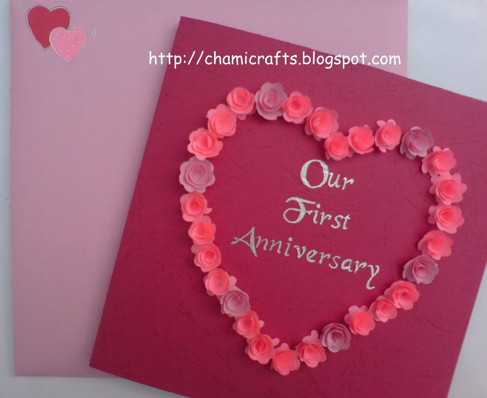 Handmade anniversary cards for boyfriend handmade anniversary