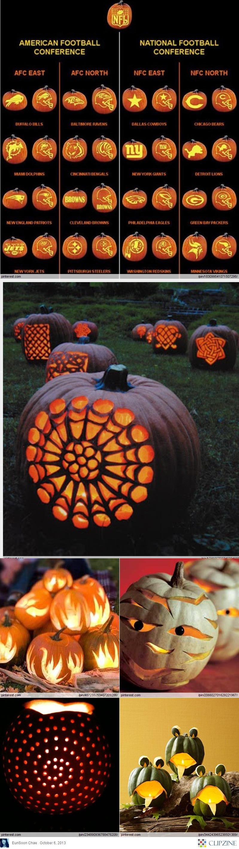 Pumpkin Carving Patterns Crafts Pinterest Pumpkin Carving