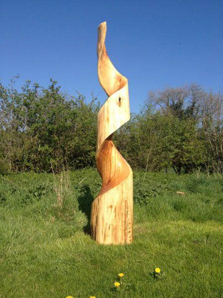 Bildergebnis für carving skulpturen gartendeko