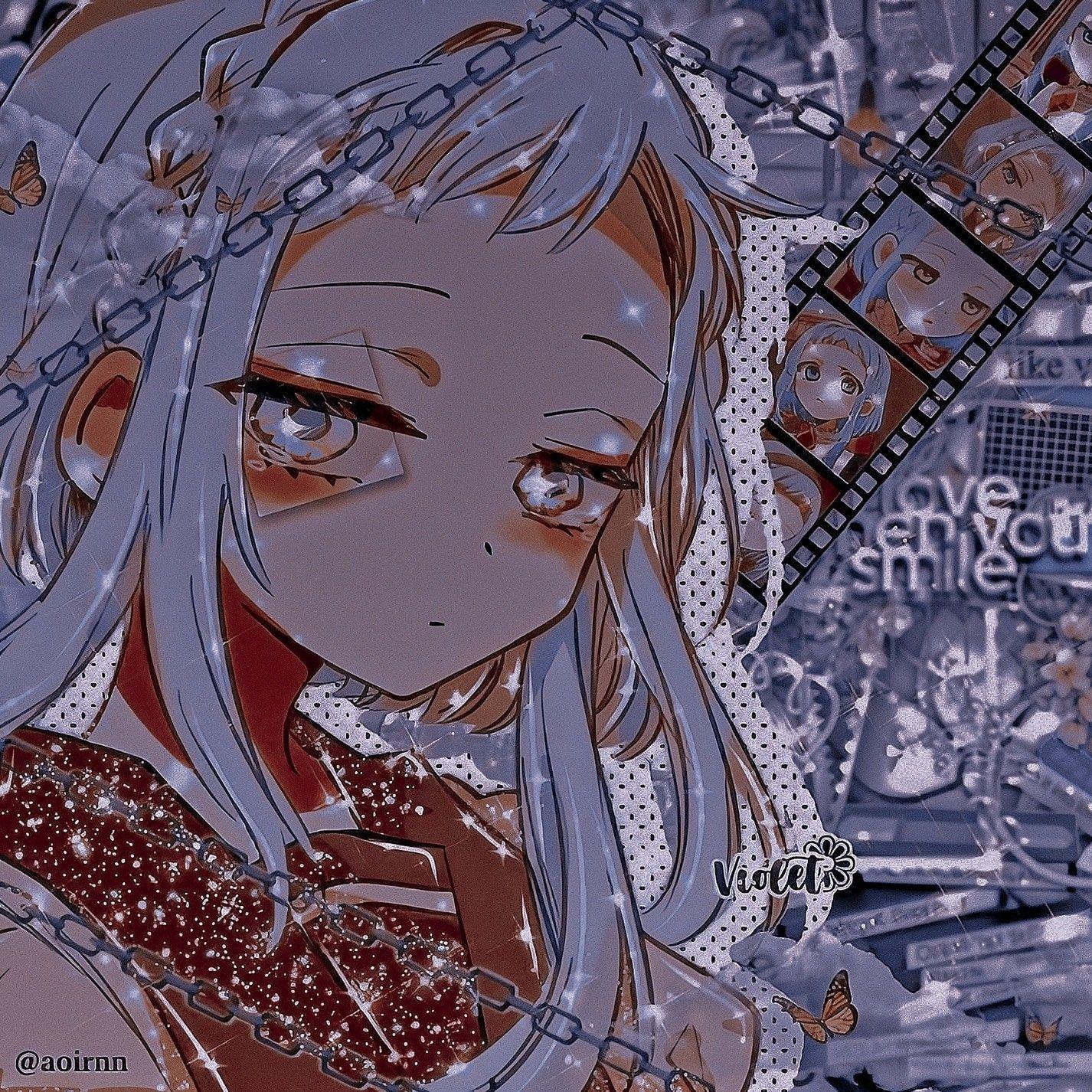 Overlay Edit Nendoroid Anime Anime Cute Anime Wallpaper Anime wallpaper for profile