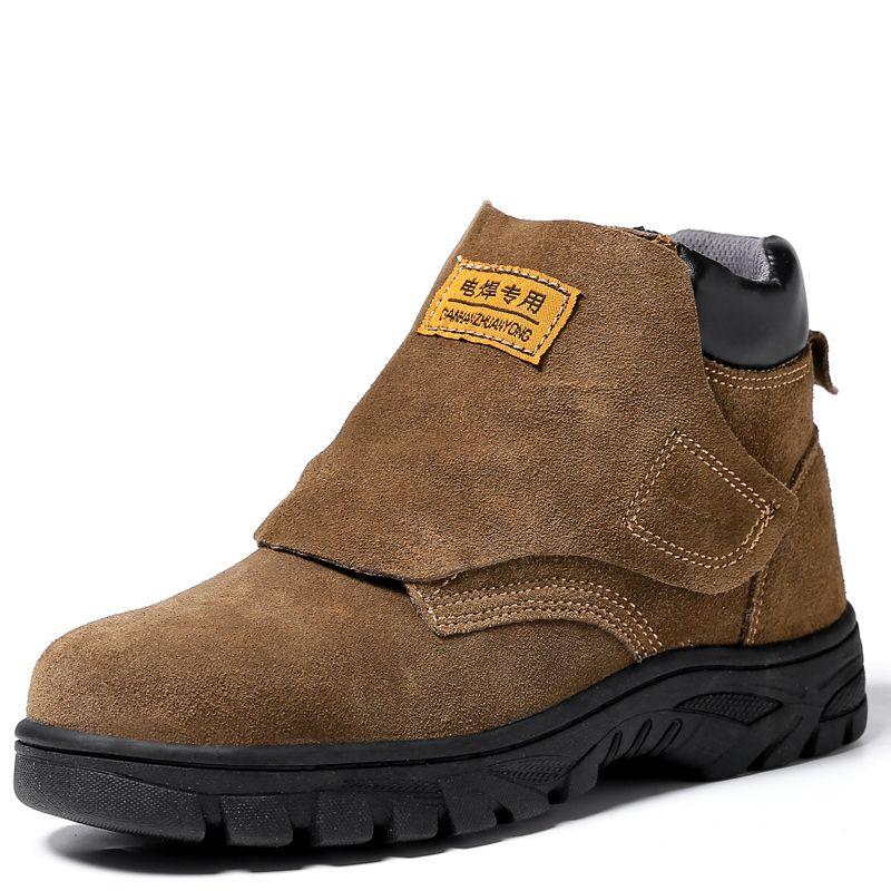 Men's Welder Shoes High Top