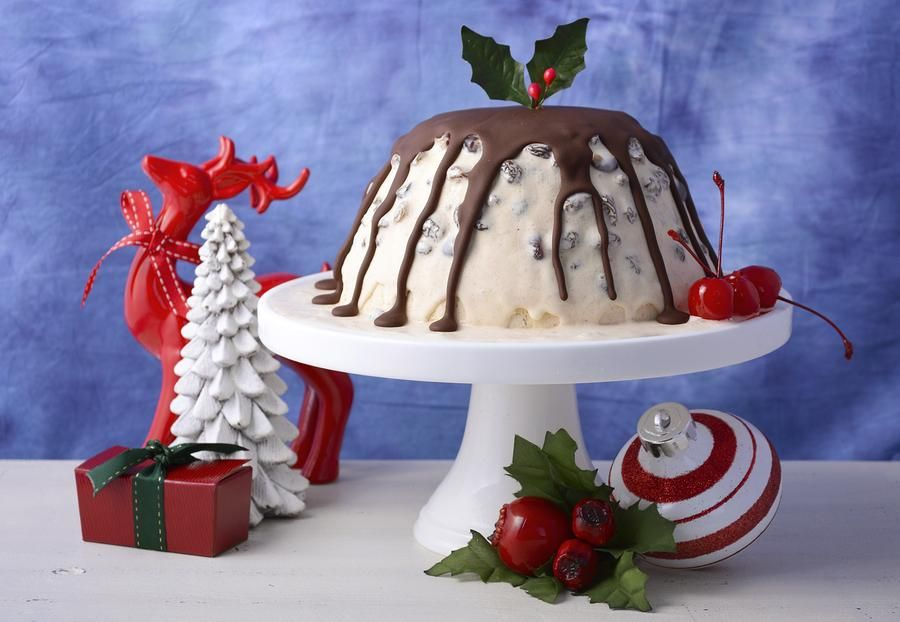 033993657f882d209899bfc8c5ca2695 - Ice Cream Christmas Pudding Better Homes And Gardens