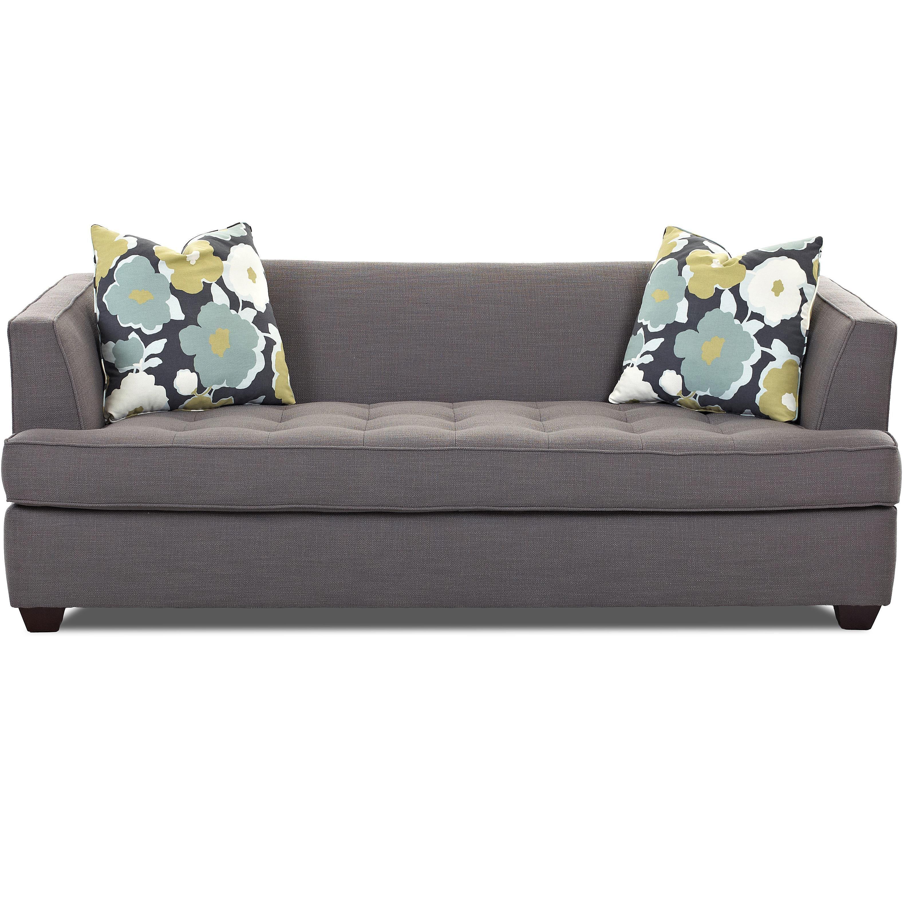 Alex Contemporary Sofa Sleeper By Simple Elegance