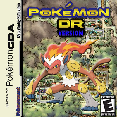 Pokemon DR is a mini-project remake by MrTienduc from Firered. Story is: Diamond/Platinum travel in Kanto with your rival. But, Rocket Team came back and you must won us agian. You can battle with Red, and join in Kanto cup and new event. --- http://product.pokemoner.net/2014/08/pokemon-dr.html