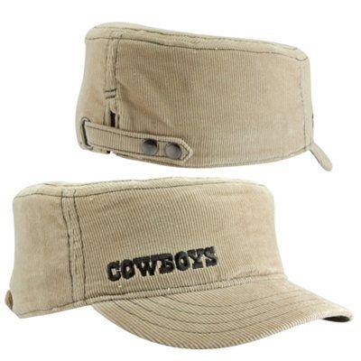 2c44d9f56 New Era Dallas Cowboys Ladies Military Mode Adjustable Hat - Tan ...