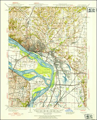 USGS The National Map: Historical Topographic Map Collection | Maps ...