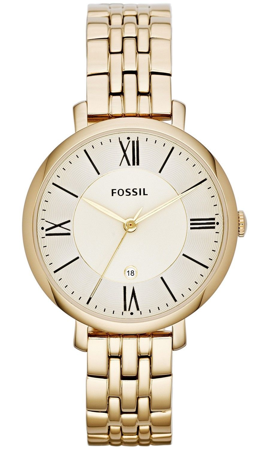 652c34172f8 Fossil - Jacqueline - ES3434 | Ure | Gold watches women, Rose gold ...