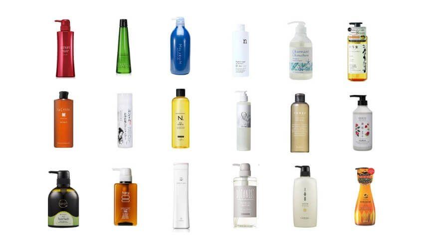 2020年最新 美容師のおすすめ市販シャンプー人気ランキング20選 Lala