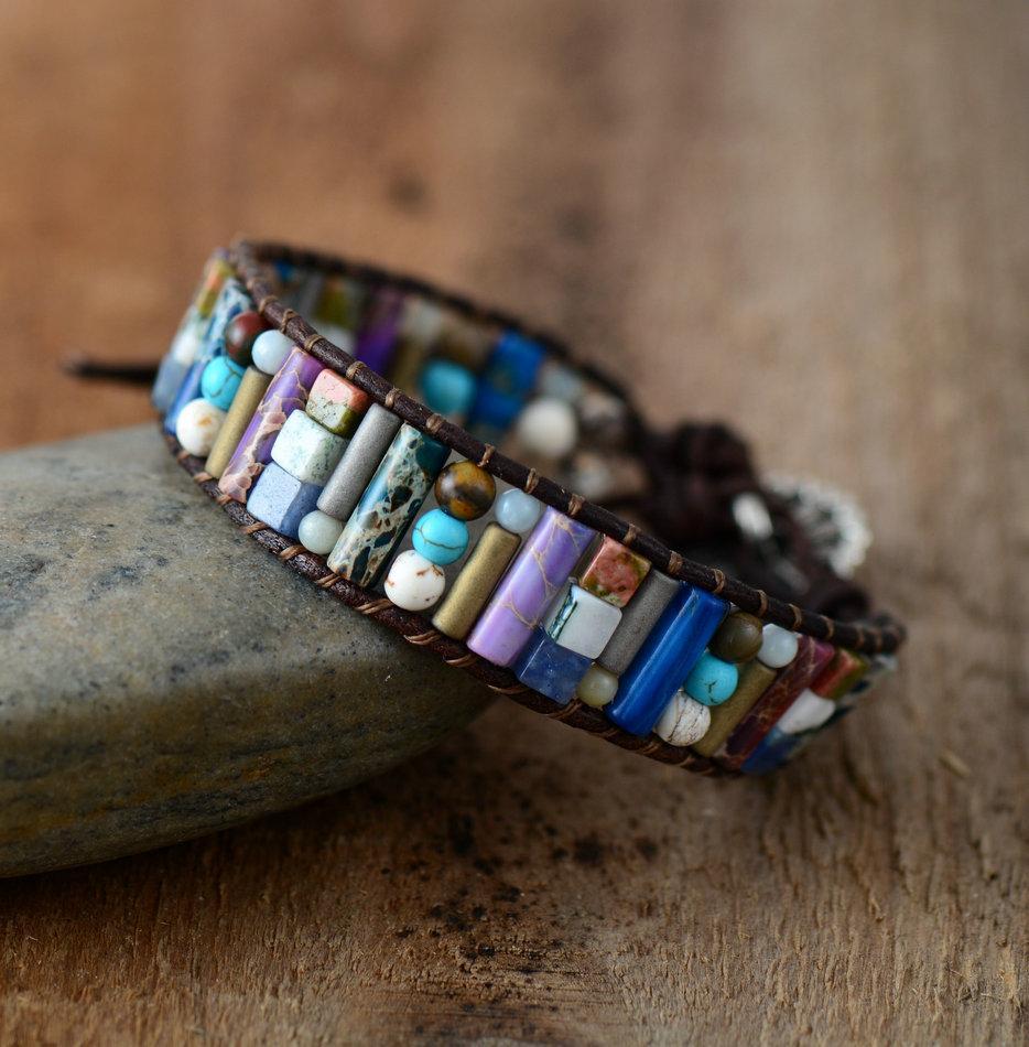 Positive Vibes Energy Bracelet