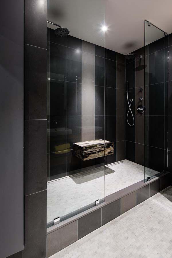 Flatiron Loft Renovation By Matiz Architecture Design Avec Images Salle De Bains Avec Wc Salle De Bain Maison