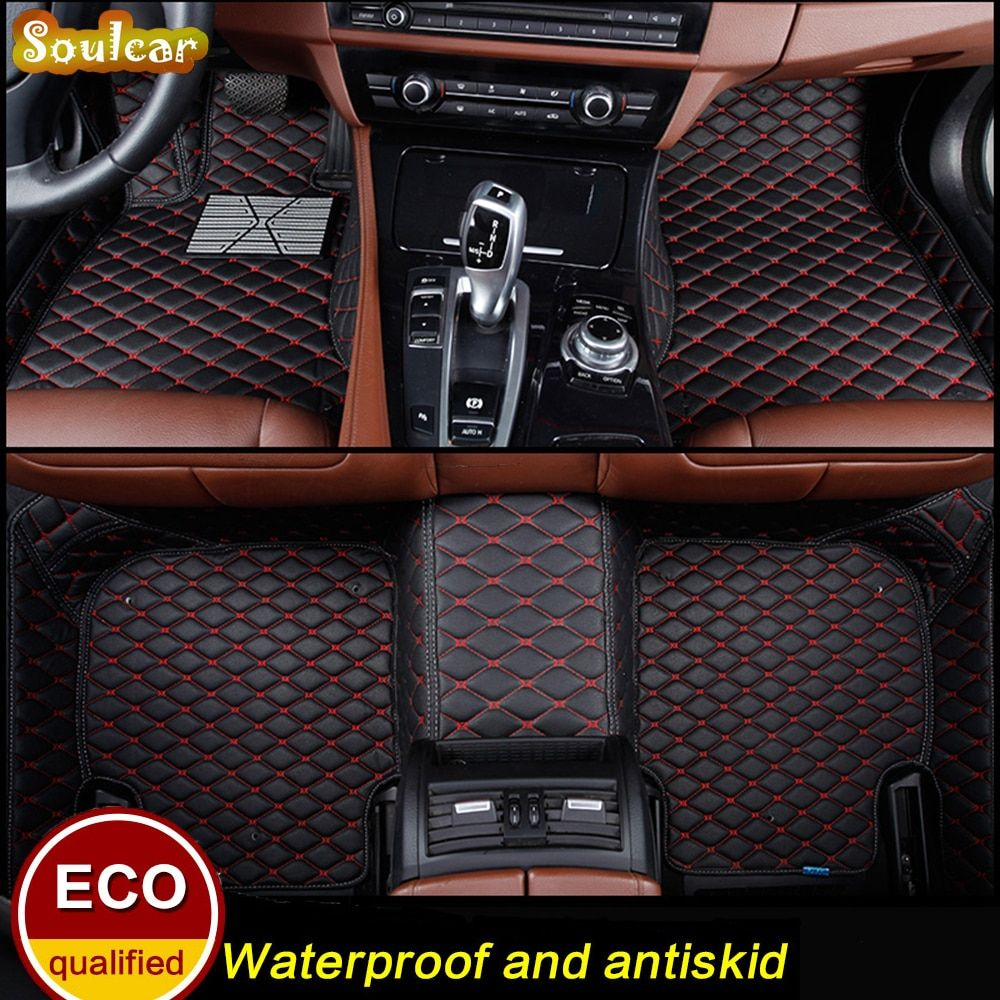 Custom Fit Car Floor Mats For Audi A8 A8l S8 D2 D3 D4 2000 2017 Car Floor Foot Carpet Liners Mats Review Fit Car Car Floor Mats Floor Mats