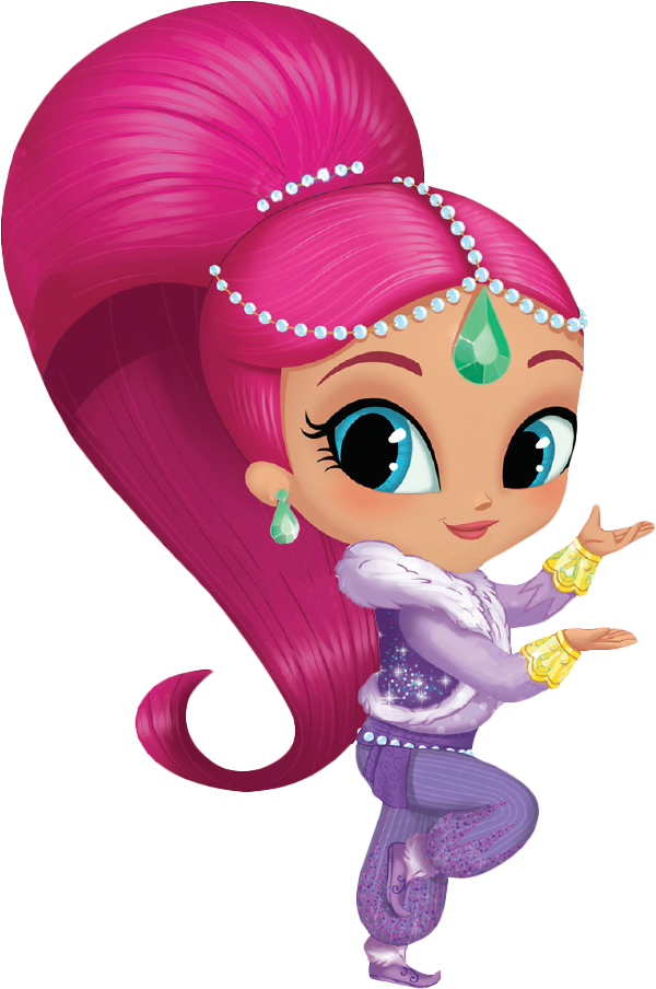 2017 Shimmer And Shine
