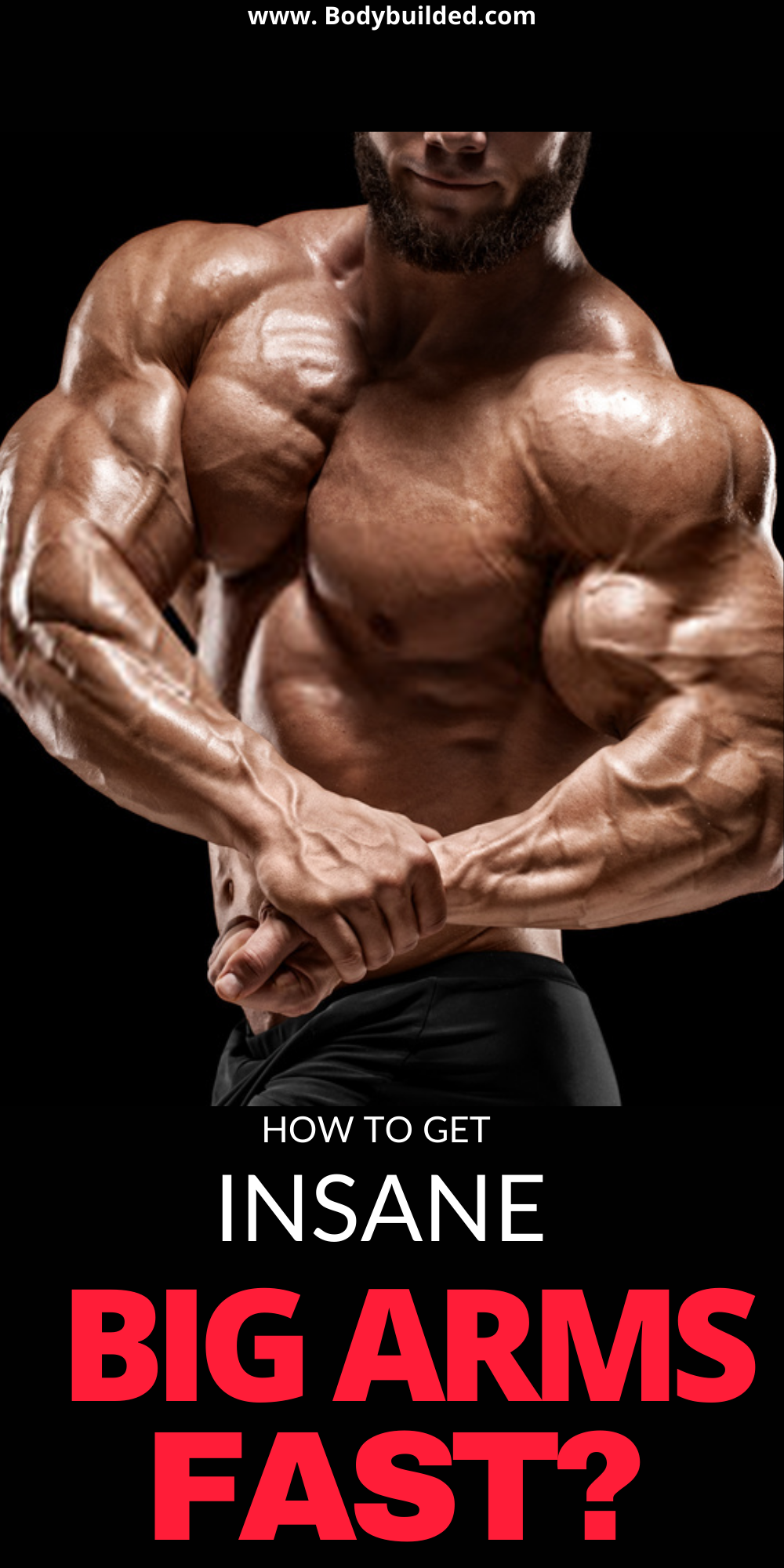 33 Proven Workouts And Tips To Get Bigger Arms Fast In 2 4 Weeks Bigger Arms Big Biceps Workout Get Bigger Arms