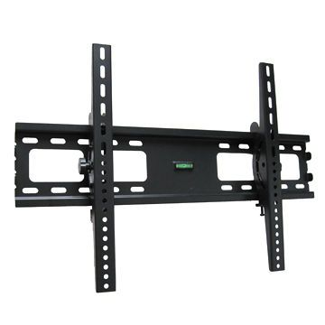 Tilt 30°TV Wall Mount LED LCD for 32 37 46 50 55 65 70 TV Display 110 lbs Black
