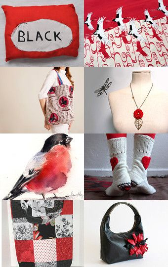 Not Red? by Jennifer Hanson on Etsy--Pinned with TreasuryPin.com