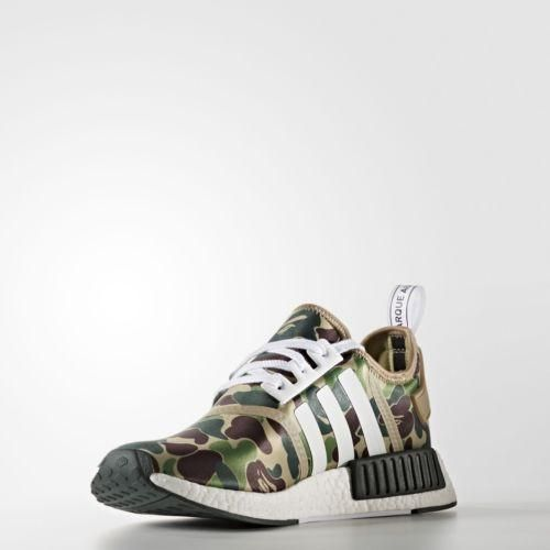 742889d57 EXTREMELY RARE ADIDAS X BAPE NMD R1shoes Brand  adidas US Shoe Size (Men s)   ALL SIZES (specify at checkout in