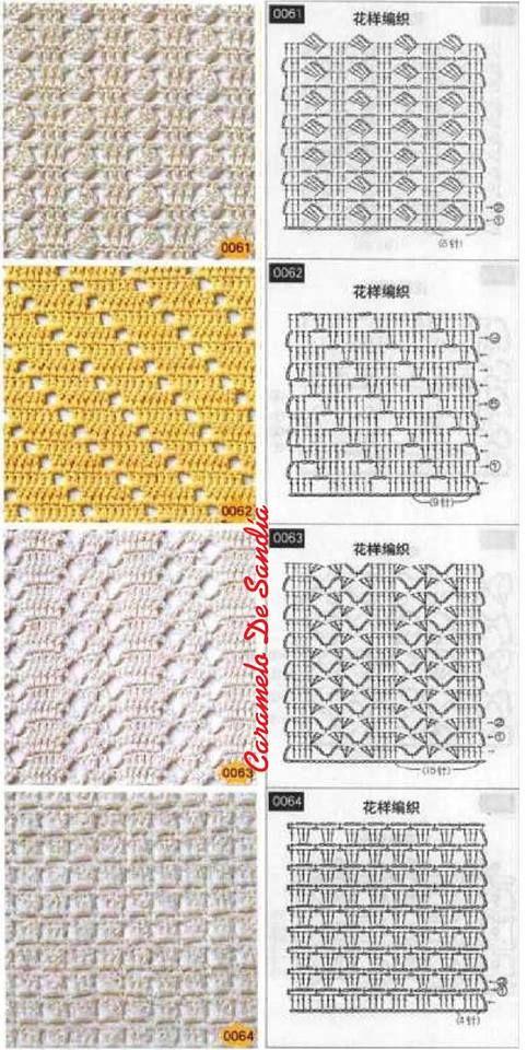 crochet | crochet | Pinterest | Punto de crochet, Crochet patrones y ...