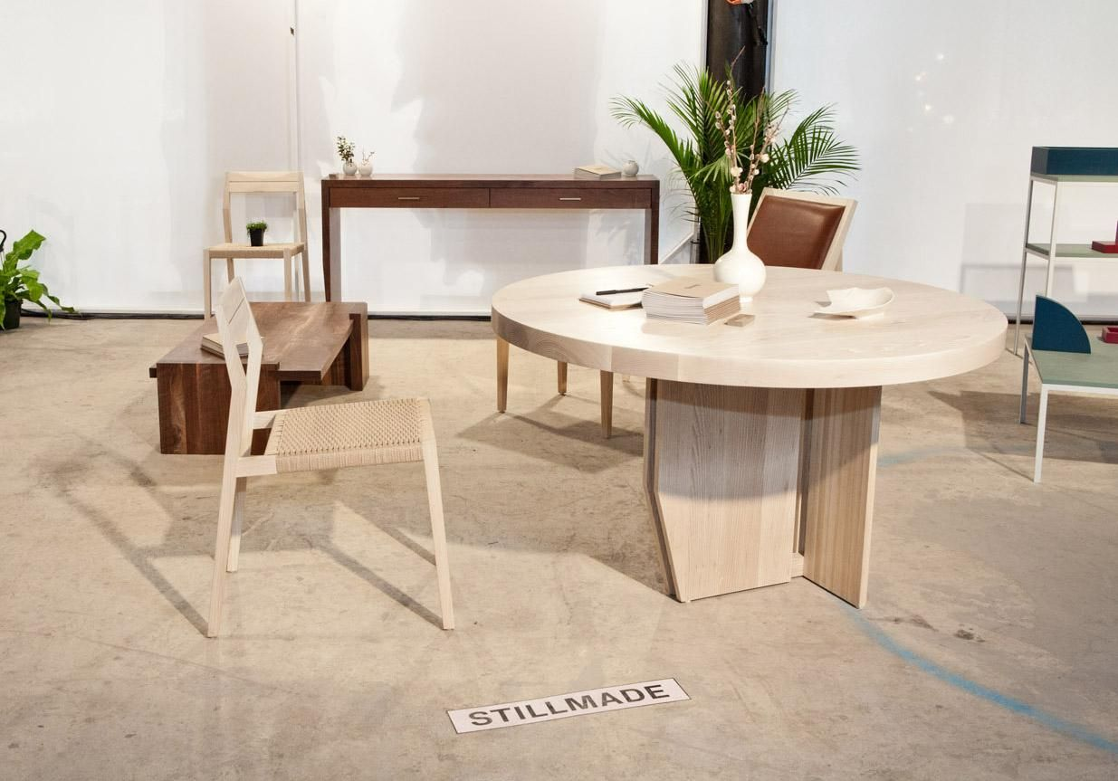 Brooklyn Based Paul Mignogna Of Stillmade Debuted A Collection Of  Beautifully Made Residential Furniture In