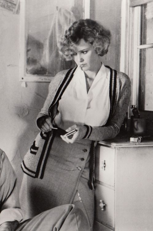 Jessica Lange In The Postman Always Rings Twice This Movie Gave Me A Deeper  Appreciation For Ms.Lange