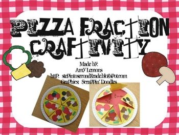 Need a fun and cute fraction activity