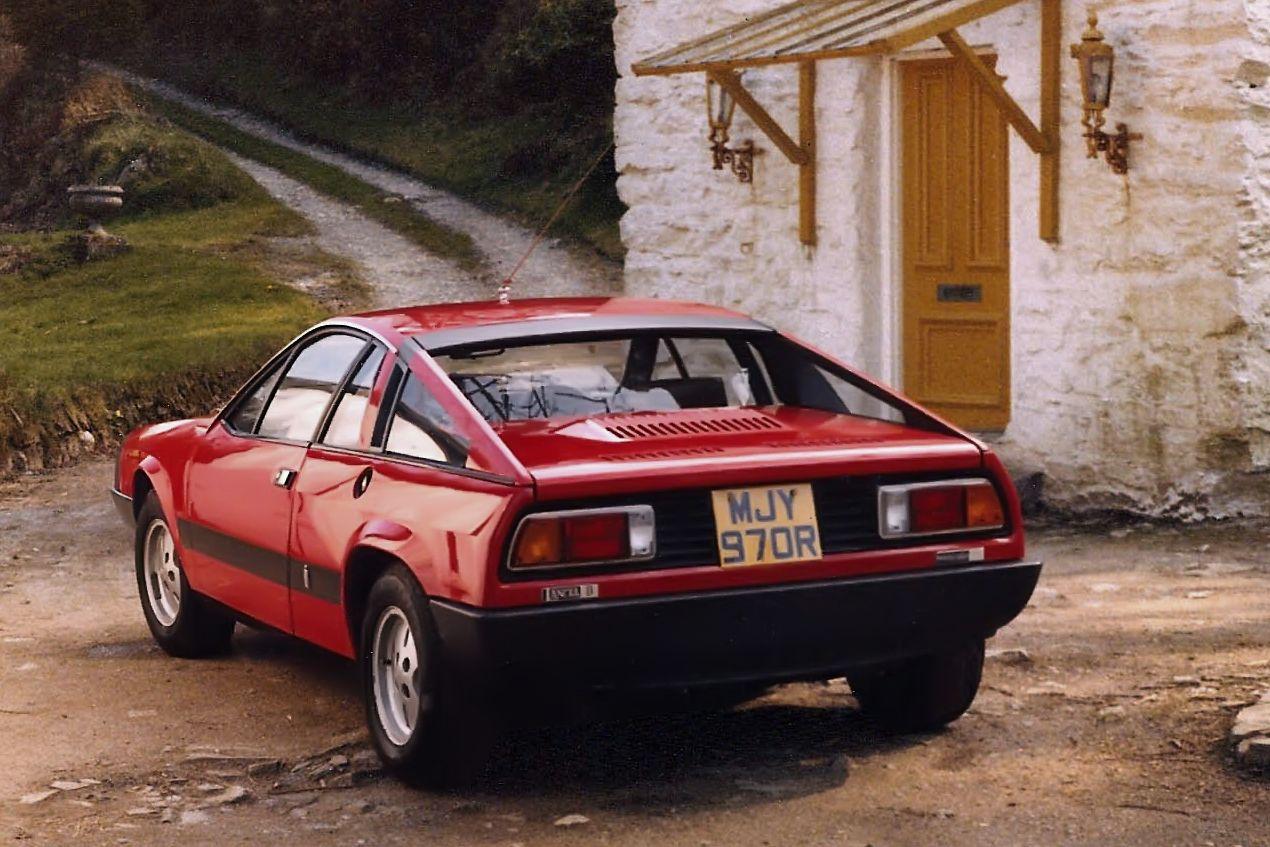 Lancia Beta Montecarlo  1975