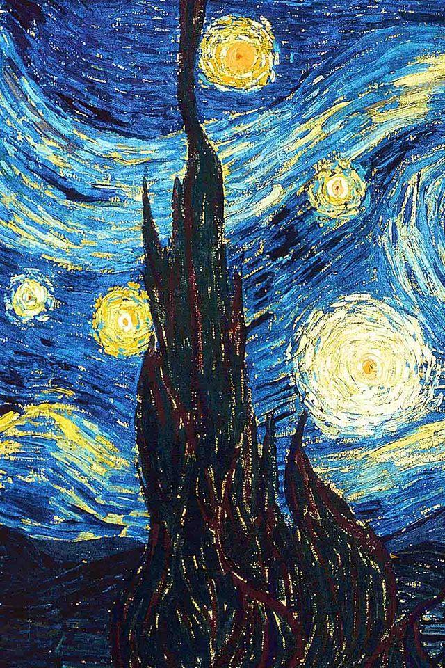 Van Gogh...one of my favorites... Arte van gogh