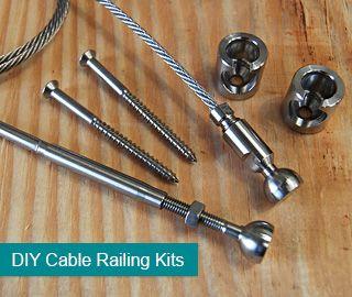 Diy cable railing store pinteres diy cable railing store more solutioingenieria Gallery
