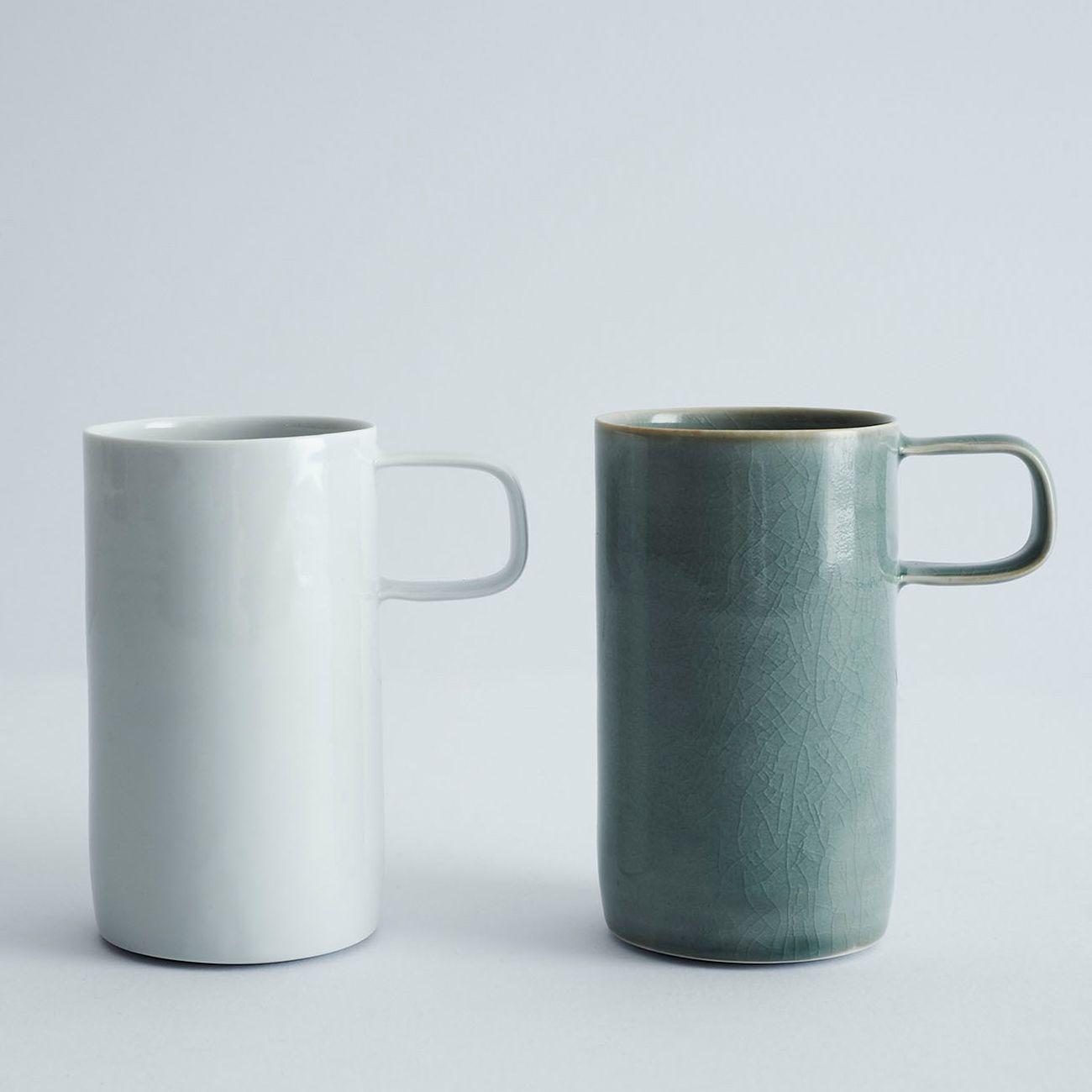 Hand Crafted Mugs By Derek Wilson Found Www Maudandmabel Com Poterie Ceramique