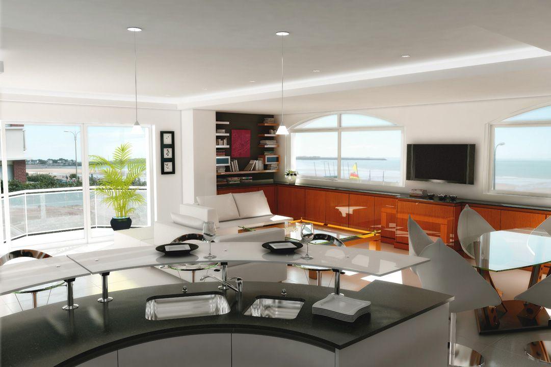 Architecture - Intérieur - 3D - Appartement Architecture d
