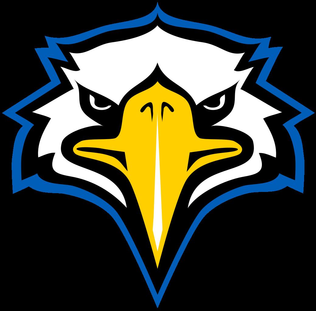 Eagles Logos File Morehead State Eagles Logo Svg Wikipedia Tribal Logo Logo Design Eagles
